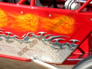 Sand Rails Custom Paint 1491