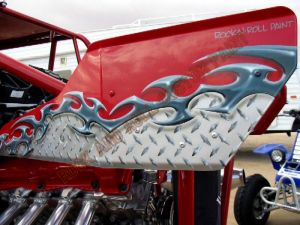 Sand Rails Custom Paint 1494