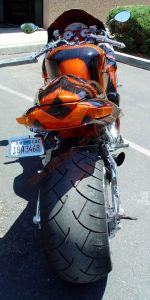Sport Bikes Custom Paint 1627