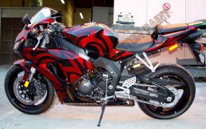 Sport Bikes Custom Paint 1637