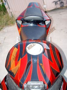 Sport Bikes Custom Paint 1638