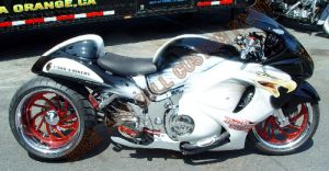 Sport Bikes Custom Paint 1645
