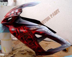 Sport Bikes Custom Paint 1669