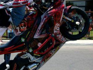Sport Bikes Custom Paint 1673