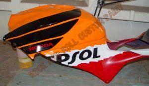 Sport Bikes Custom Paint 1702