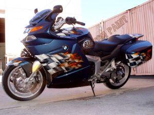 Sport Bikes Custom Paint 1719