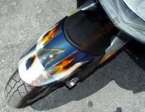 Sport Bikes Custom Paint 1720