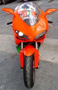 Sport Bikes Custom Paint 1734