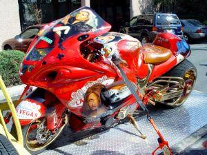 Sport Bikes Custom Paint 1748