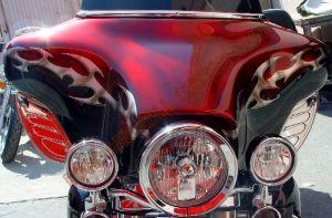 Theme Bikes Custom Paint 1770