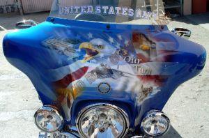 Theme Bikes Custom Paint 1800