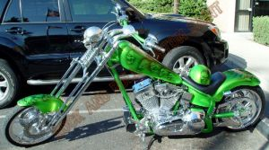 Theme Bikes Custom Paint 1808