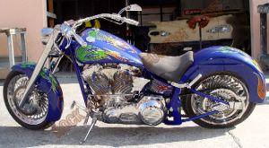 Theme Bikes Custom Paint 1822