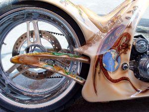 Theme Bikes Custom Paint 1833