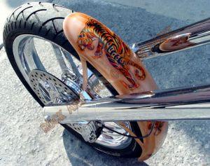 Theme Bikes Custom Paint 1835