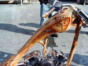 Theme Bikes Custom Paint 1837