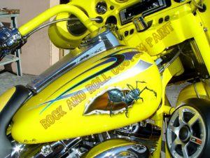 Theme Bikes Custom Paint 1865