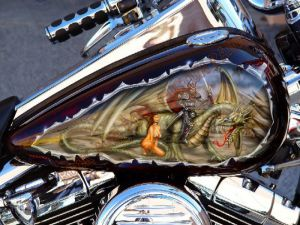 Theme Bikes Custom Paint 1896