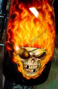 Theme Bikes Custom Paint 1925