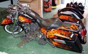 Theme Bikes Custom Paint 1926
