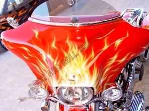 Theme Bikes Custom Paint 1937