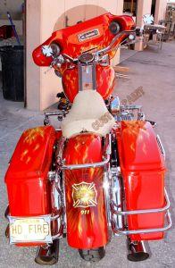 Theme Bikes Custom Paint 1943