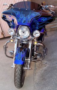 Theme Bikes Custom Paint 1952
