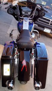 Theme Bikes Custom Paint 1964