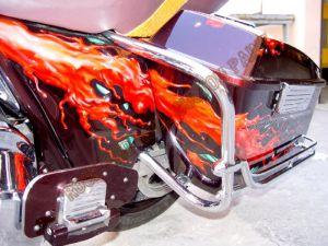 Theme Bikes Custom Paint 1980
