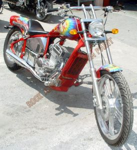 Theme Bikes Custom Paint 1982
