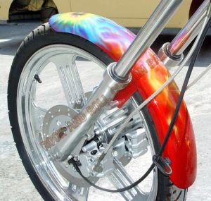 Theme Bikes Custom Paint 1983