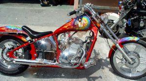 Theme Bikes Custom Paint 1984