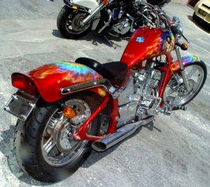 Theme Bikes Custom Paint 1989
