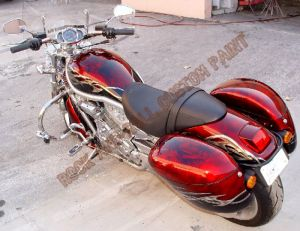 Theme Bikes Custom Paint 2015
