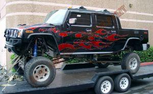 Truck Custom Paint 2052