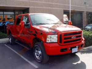Truck Custom Paint 2054