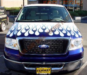 Truck Custom Paint 2056