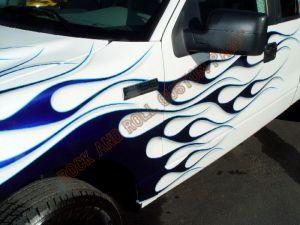 Truck Custom Paint 2059