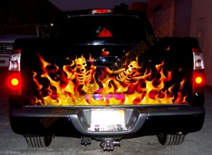 Truck Custom Paint 2061