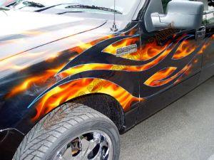 Truck Custom Paint 2065
