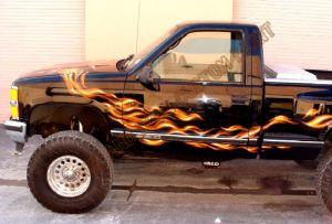 Truck Custom Paint 2068