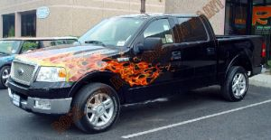 Truck Custom Paint 2077