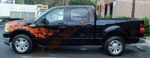 Truck Custom Paint 2078