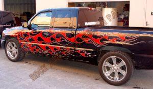 Truck Custom Paint 2082