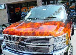 Truck Custom Paint 2084