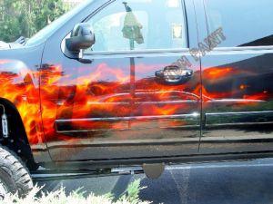Truck Custom Paint 2087