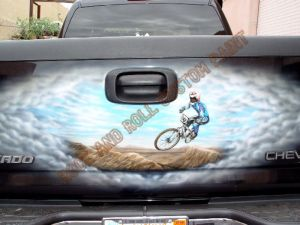 Truck Custom Paint 2105