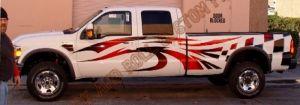 Truck Custom Paint 2109