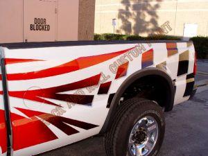 Truck Custom Paint 2110