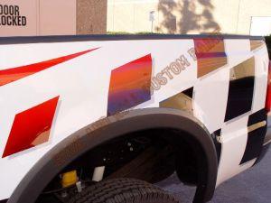 Truck Custom Paint 2111